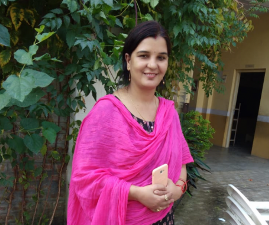 Mrs. Meenakshi Sharma
