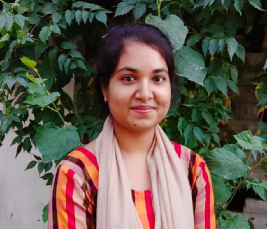 Miss Saniya Parveen